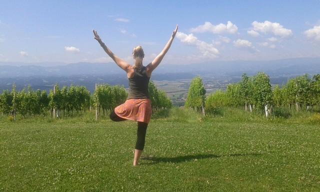 Yoga mit Ulli - Yogis auf Reisen