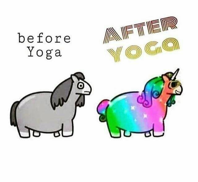 Yoga mit Ulli